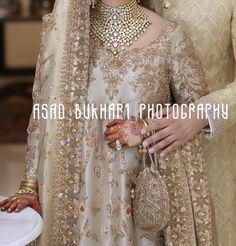 Pakistani Bridal Couture, Pakistani Wedding Dresses, Pakistani Dress Design, Pakistani Outfits, Bridal Lehenga, Desi Wedding Dresses, Wedding Attire, Nikkah Dress, Bridal Makeover