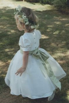 7ec99b330d7 14 Best Flower Girl Dresses images