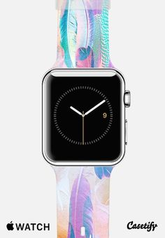 Candy Feathers Apple Watch Band case by Nikki Strange   Casetify