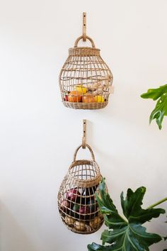 Baskiti: innovative storage solutions - A Table for One Hanging Baskets, Storage Solutions, A Table, Innovation, Ceiling Lights, Christmas Ornaments, Holiday Decor, Home Decor, Fall Hanging Baskets