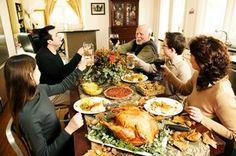 Cómo preparar aperitivos para el Día de Acción de Gracias
