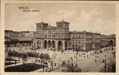 1916 Der Goerlitzer Bahnhof