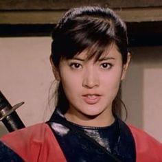 Shihomi Etsuko (志穂美悦子) 1955-, Japanese Actress, 長渕剛(夫)