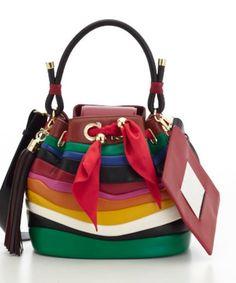 bfa57b9983b3 Salvatore Ferragamo  amp  Sara Battaglia Reinvent the Classics New  Handbags