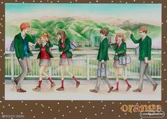 Orange: Conheça o mangá de Ichigo Takano!