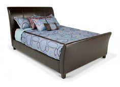Malibu Queen Bed | Beds & Headboards | Bedroom | Bob's Discount Furniture