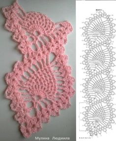 Crochet Gifts - Crochet How to crochet doily Part 1 Crochet doily rug tutorial Col Crochet, Crochet Doily Rug, Crochet Lace Edging, Crochet Stitches Patterns, Crochet Chart, Thread Crochet, Crochet Gifts, Crochet Designs, Crochet Flowers