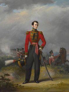 Lieutenant General Sir Thomas Bradford (1777–1853), KCB, Colonel of the 94th Regiment of Foot