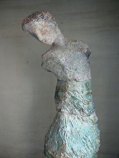 Pauline Ullrich >Selene< (Detail) by P.U., via Flickr