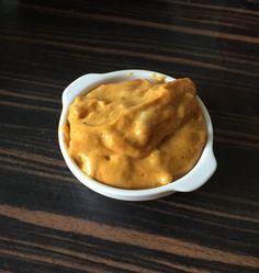 Make your own Joppie sauce recipe - Sauce boss Gluten Free Sauces, Vegan Sauces, Chutneys, Dutch Recipes, Baking Recipes, Mayonnaise, Ketchup, Tapas Menu, Confort Food
