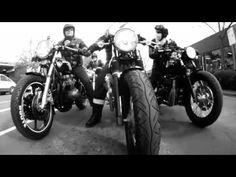 Cafe Racer - The 59 Club Australia - YouTube