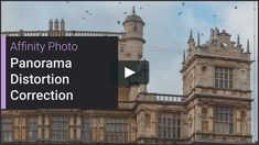 Discover an easy approach to correcting equirectangular distortion on your panoramas.  See a full list of official tutorials at http://affin.co/PhotoTuts  Credits:…