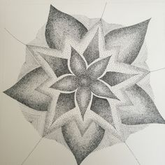 Nokta Çalışması - Dot Art   Çizer ---> Merve Çolak