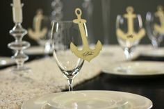 Anchor place cards? Hells yeah