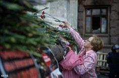 Pro-Russian rebels free hostages amid violent unrest in Ukraine