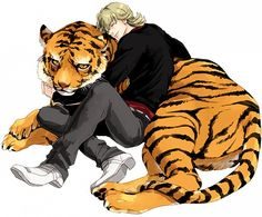 Tiger and Bunny - Barnaby Brooks, Jr. Me Me Me Anime, Anime Guys, Bunny Images, Tiger And Bunny, Honey Bunny, Bishounen, Anime Outfits, Tigger, Disney Characters