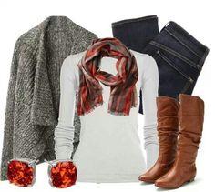 Love fall fashion