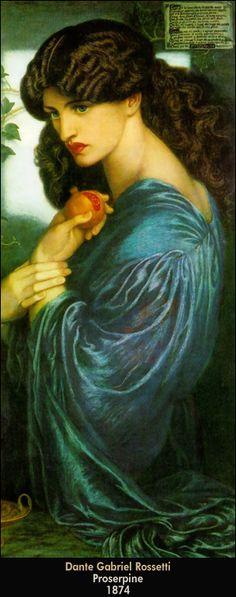 //가넷// 페르세포네, 석류는 왕가의 상징- Google 검색