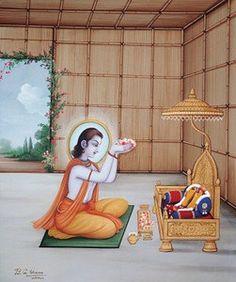 Manifestations of the major Hindu deities Shiva Art, Krishna Art, Hindu Art, Radhe Krishna, Ramayana Story, Lord Sri Rama, Ram Wallpaper, Mobile Wallpaper, Lord Rama Images