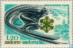 Andorra - French - Olympic Games 1976