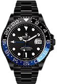 Black Rolex Deepsea D-Blue | Blaken