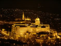 theworldwelivein:    Budapest, The Royal Palace (Buda Castle) (via march25/AnnaZ)