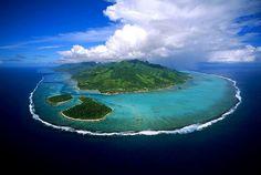 French Polynésia Mooréa Island