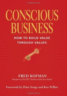 Loved the interview in the Sunday NY Times with Sheryl Sandberg - now at the 'top' of my to-read list!      Conscious Business: How to Build Value Through Values by Fred Kofman, http://www.amazon.com/dp/1591795176/ref=cm_sw_r_pi_dp_P7nsrb0SFCSV1