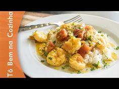 CAMARÃO AO CURRY - Receita de camarão com curry (Episódio #156)