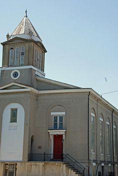 Church In Savannah Georgia By Motoxer007 Via Flickr