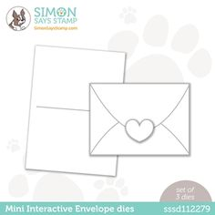 Simon Says Stamp BIG PICTURE BOOK FOX Wafer Dies s569 at Simon Says STAMP!