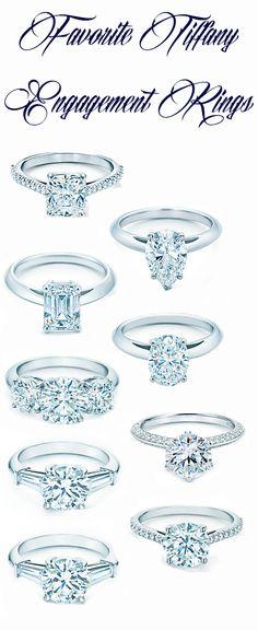 Favorite Tiffany's engagement rings (wedding)