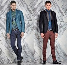 Mens Fall Clothes 2014 Just Cavalli Pre Fall