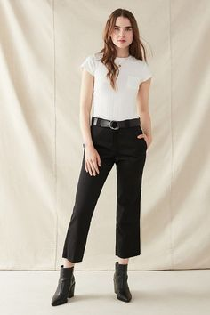Urban Renewal Recycled Dickies '90s Cropped Pant #Style #look #fashion #female #woman #clothes #streetstyle #photooftheday #clothing #fashionstyle #fashioninspo #trend #trends #trendy #styleoftheday #usa #america #clothing #ad