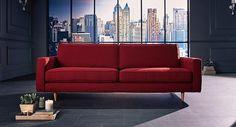 Carlita fabric lounge