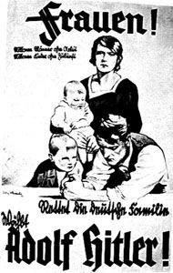 Women, save the German family
