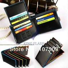 2014 New arrival first layer leather men's short wallet Driver's license card holder purse 5 colors 19929 Driver's License, Leather Men, Wallets, Layers, Card Holder, Purses, Colors, Layering, Handbags