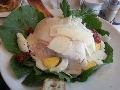 Salade César - Café du Troca