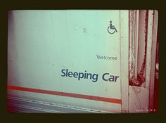Amtrak: Your home away from home ;)