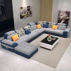 Amazing 39 Lovely Living Room Sofa Design Ideas For Cozy Home To Try Furniture Design Living Room, Sofa Design, Furniture, Sofa Set Designs, Living Room Sofa, Contemporary Living Room Furniture, Modern Furniture Living Room, Home Decor, Living Room Sofa Design