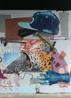 Artist :Odisie Addbod...street art in London