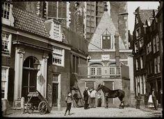 Oudekerksplein, 15 mei 1894