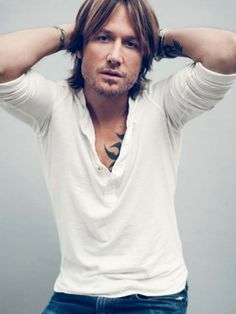 Oh yes... Keith Urban ;)