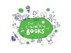 The Travelling Books on Behance