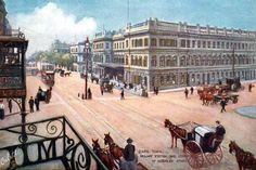 Shop Old Postcard - Cape Town, South Africa created by Personalise it with photos & text or purchase as is! Union Of South Africa, Cape Town South Africa, Olympic Peninsula, Whale Watching, Old Postcards, Old Houses, Old Photos, The Past, Foodie Travel