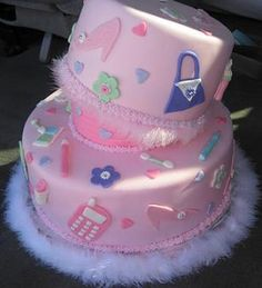 LITTLE GIRL BIRTHDAY CAKES IMAGES | Birthday Cakes Pictures Ideas and Recipes