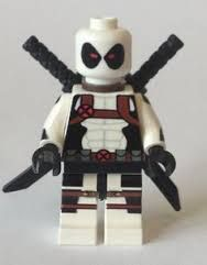 Image result for lego gold spiderman and deadpool