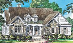 NOW AVAILABLE: The Golding Plan 1327 is a Craftsman house design with room where it counts! See this small floor plan on our #House #Plans #Blog http://houseplansblog.dongardner.com/now-available-small-craftsman-ranch/