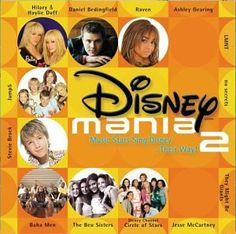 Disneymania 2 Walt Disney Records