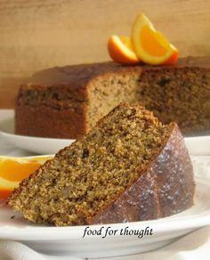 Greek Sweets, Greek Desserts, Cookie Desserts, Greek Recipes, Sweet Loaf Recipe, Cake Cookies, Cupcake Cakes, Food Cakes, Cupcakes